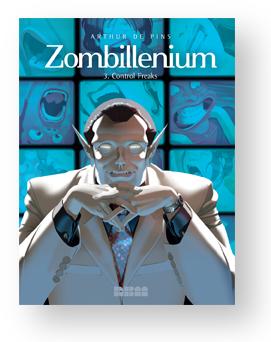 Zombillenium 3 cover