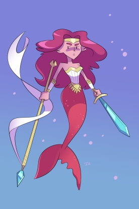WarriorMermaid
