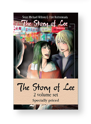Story of Lee volume 3