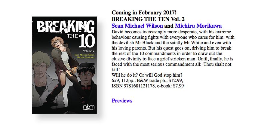 B10 vol 2 listing
