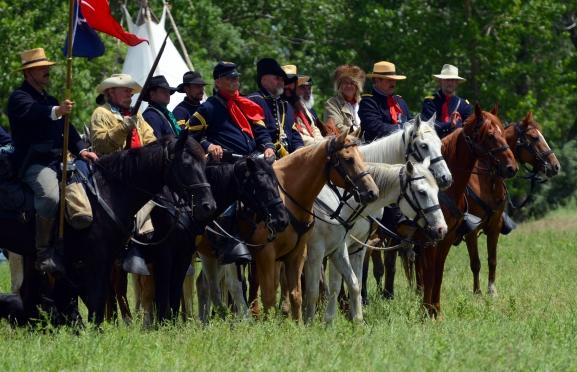 The 7th Cavalry.