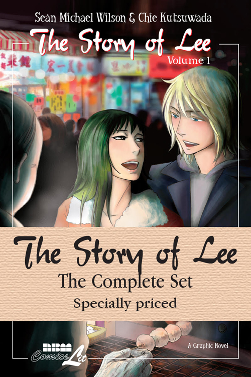 The Story Of Lee: Complete Set