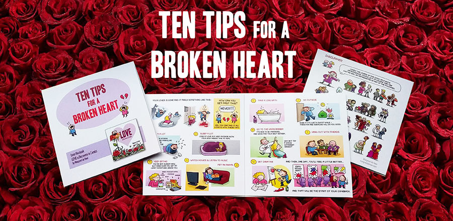 Ten Tips for a Broken Heart