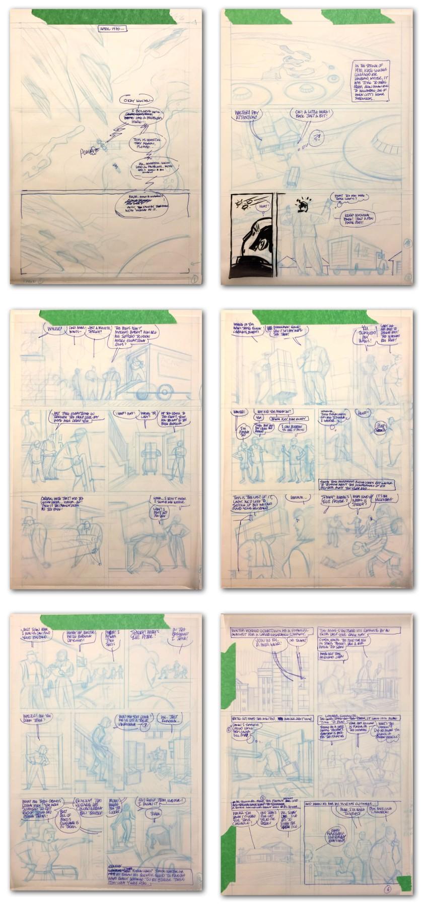 pencils book 4