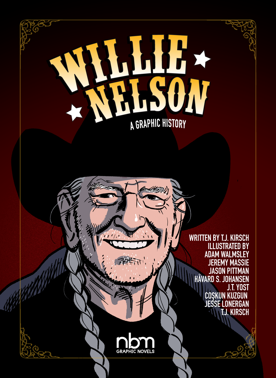 Willie Nelson: Cover Process